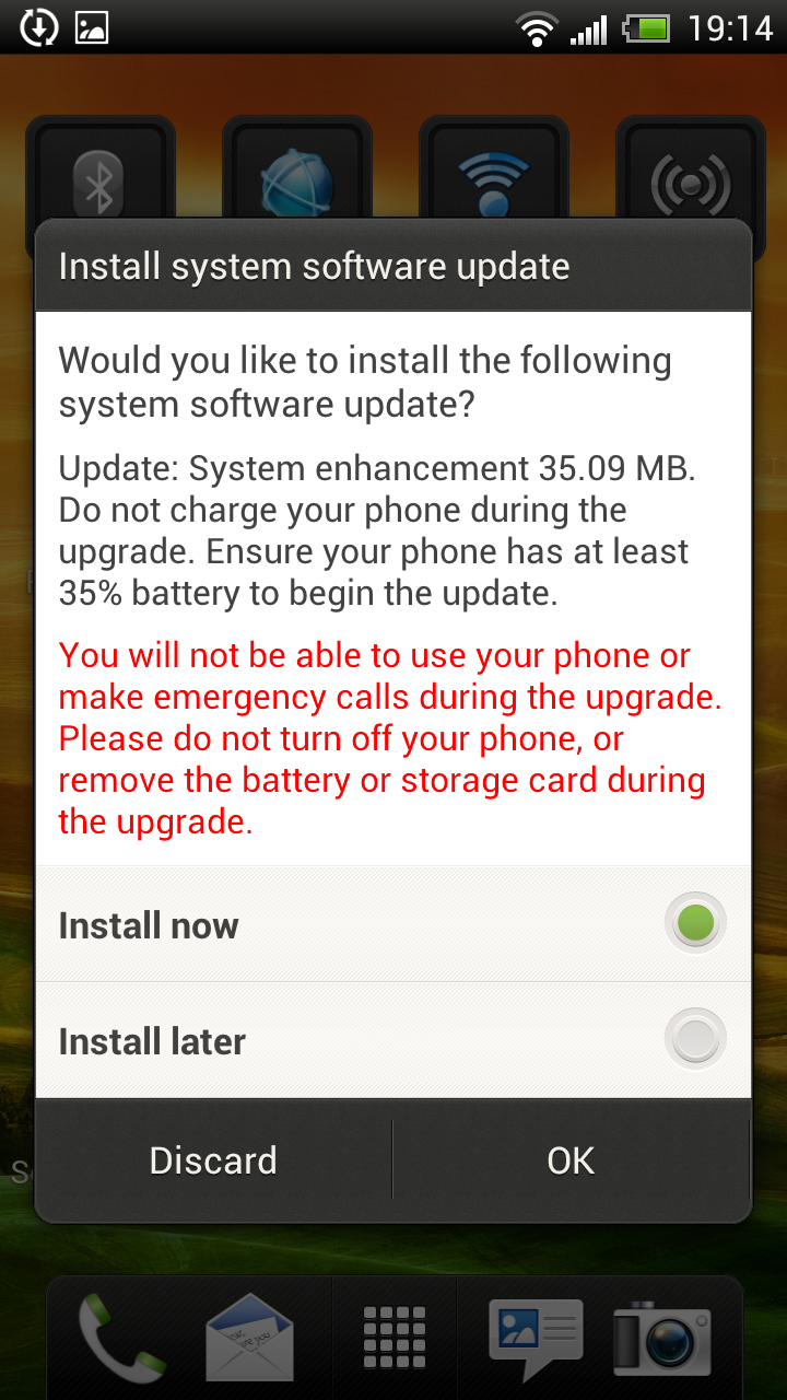 how to find downloads on htc one