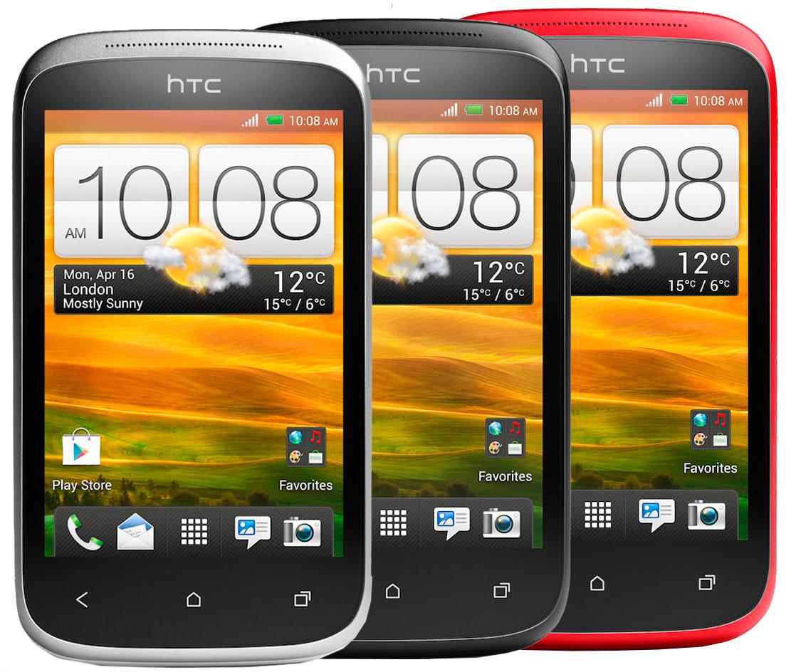 HTC Desire C video hands-on | BitDynasty