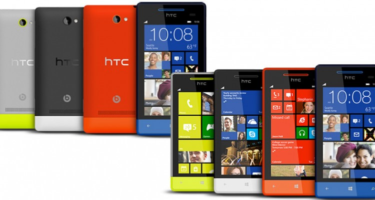 HTC 8S collection