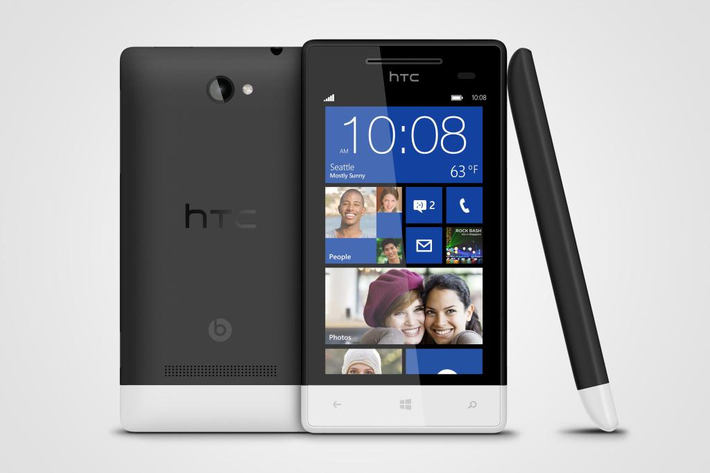 Windows Phone 8X and 8S by HTC smartphones announced ...