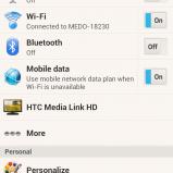 Updated Media Link HD settings