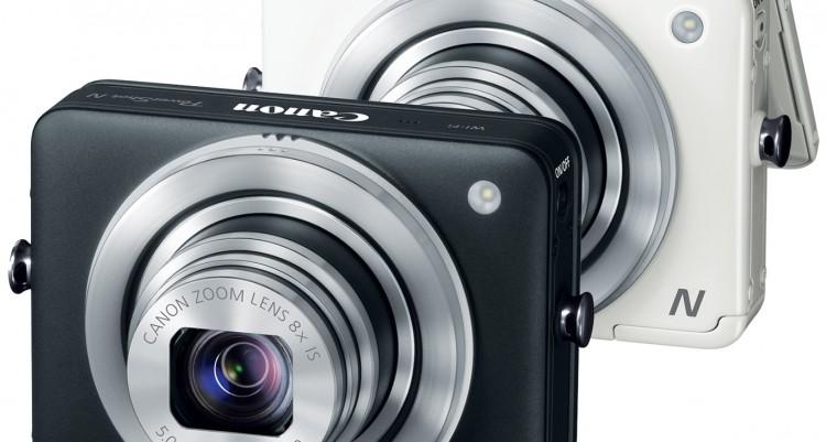 Canon PowerShot N Digital Camera
