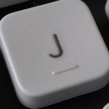 Keyboard test shot