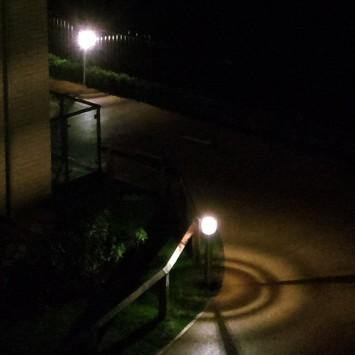 Night test shot
